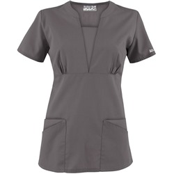 Butter-Soft Scrubs by UA™ Inset Bodice 4 Pocket Top