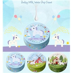 Крем для лица на основе ослиного молока SeaNtree Donkey Milk Water Drop Cream, 35 г