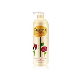 ORIGINAL ESSENCE 2 IN 1 SHAMPOO CAMELLIA 1000ml 1 Шампунь-бальзам 2 в 1 камелия 1000 мл