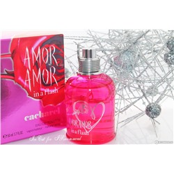 CACHAREL AMOR AMOR IN A FLASH edt (w) 50ml
