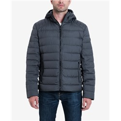 MICHAEL Michael Kors Michael Kors Men's Down Packable Puffer Jacket, Created for Macy's
