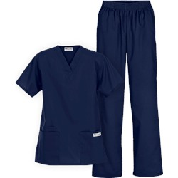UA Best Buy Soft STRETCH Scrubs Women's Set