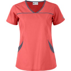 UA Best Buy Scrubs Women's 4-Pocket Princess Seam Top