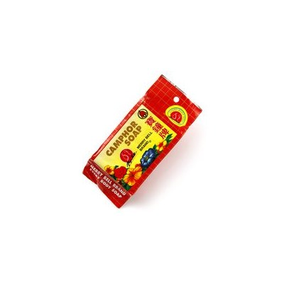 """Камфорное мыло Мерри Белл 115 гр /  Merry Bell Brand Camphor soap 115 gr Madame Heng купить, отзывы, фото, доставка - Клуб совместных покупок СП """"Фреш"""