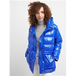ColdControl Max shine puffer jacket