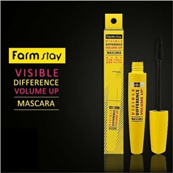 Тушь для объема ресниц FarmStay Visible Difference Volume Up Mascara
