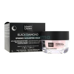 Epigence 145 Sleeping Cream Black Diamond Martiderm 50ml