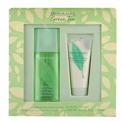 ELIZABETH ARDEN GREEN TEA edp (w) 100ml + 100ml b/l