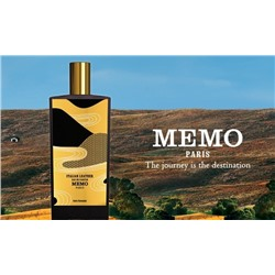 MEMO ITALIAN LEATHER edp 75ml TESTER + стоимость флакона