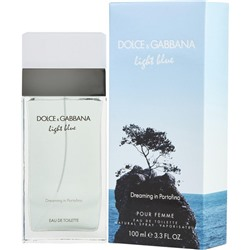 DOLCE & GABBANA LIGHT BLUE edt (w) 100ml