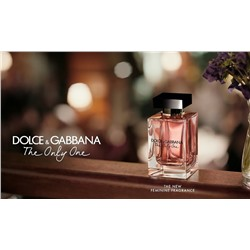 DOLCE & GABBANA THE ONLY ONE edp (w) 50ml