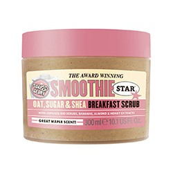 Подтягивающий скраб для тела Breakfast Star от Soap and Glory 300 мл / Soap and Glory Breakfast Star Scrub  300 ml